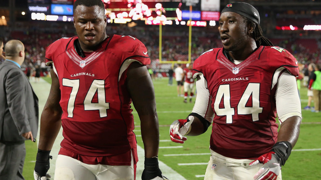 Markus Golden, D.J. Humphries will set friendship...