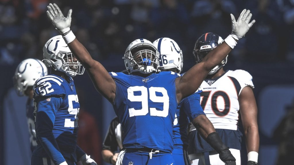 Check out where the Indianapolis Colts units and...