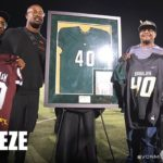 Von Miller's jersey retired by high school alma...