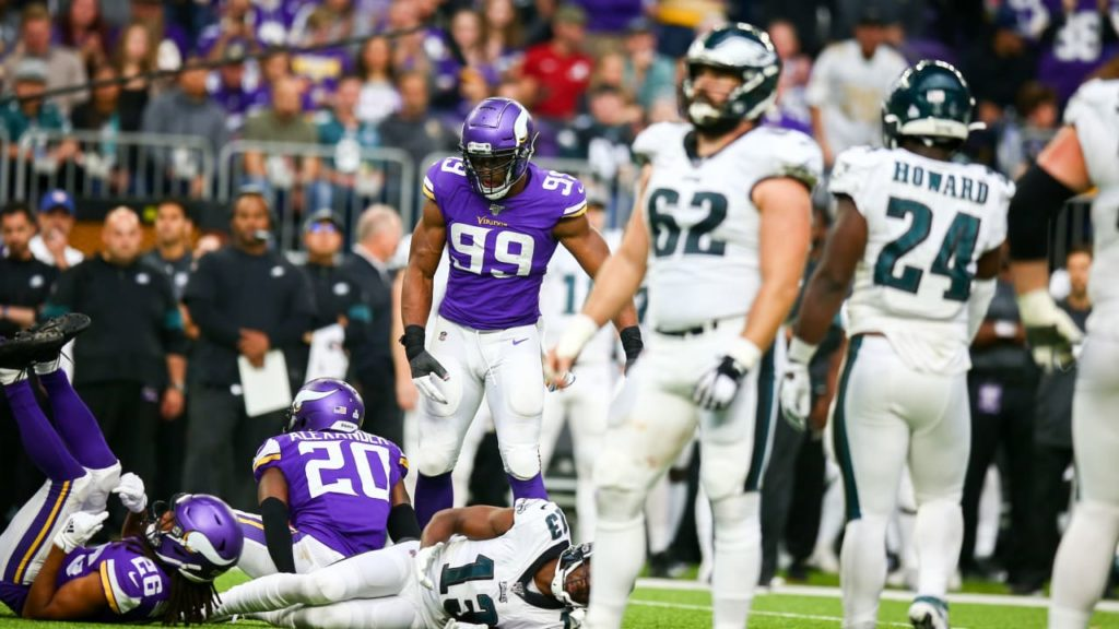 Vikings Success on Eagles 3rd-and-Shorts Proves...