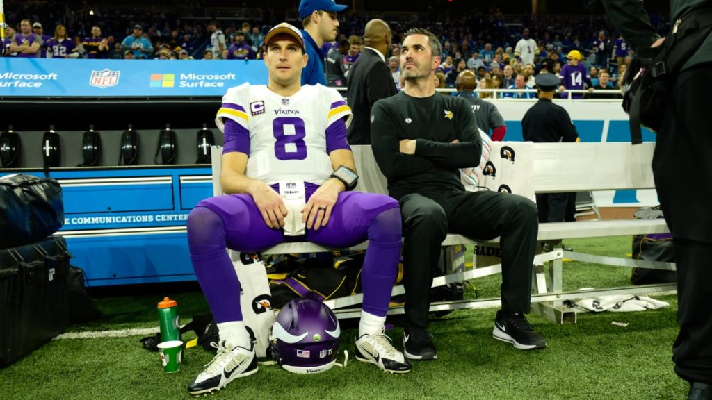 Vikings Offense Wants to Keep Recent Rhythm Going...
