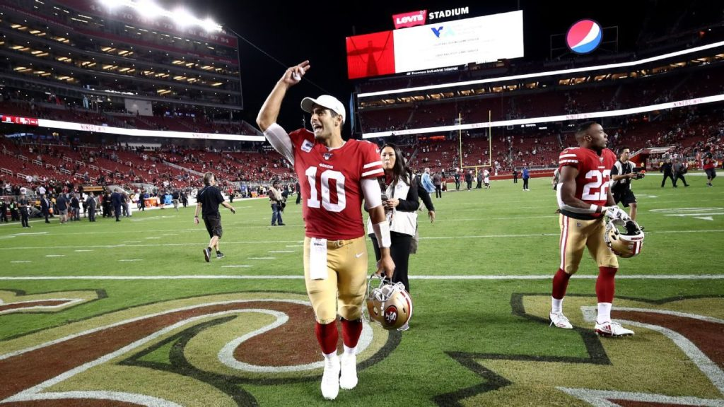 San Francisco 49ers off to 4-0 start for first...