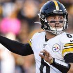 Steelers' Devlin Hodges passes for 132 yards and a...