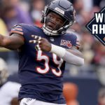 Chicago Bears prep to host Los Angeles Chargers