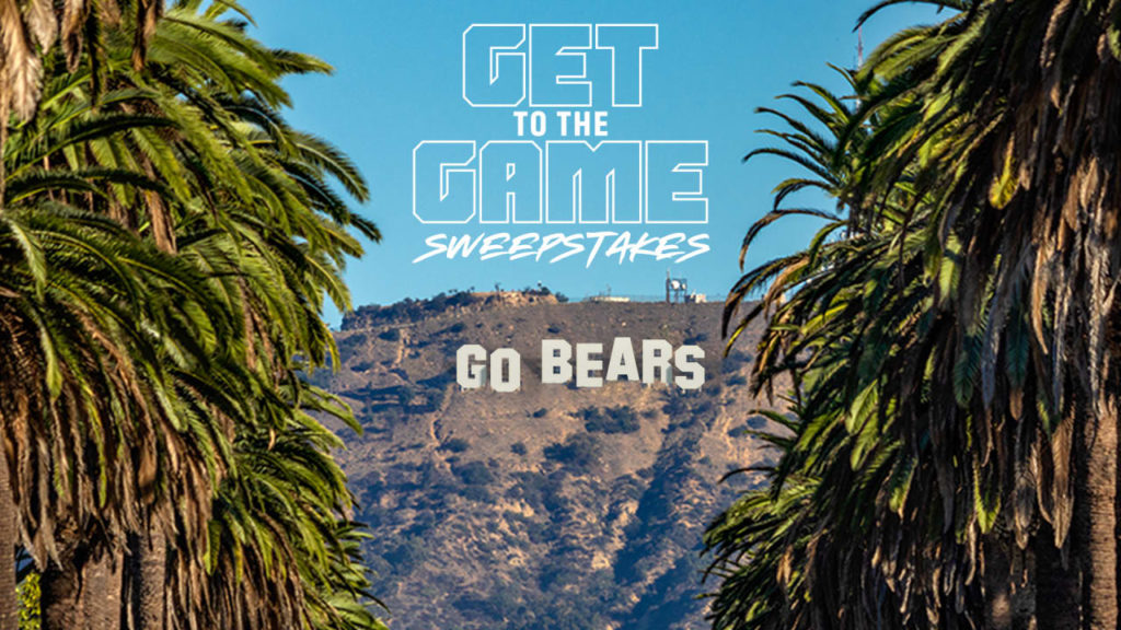Get to Game Sweepstakes offers VIP trip
