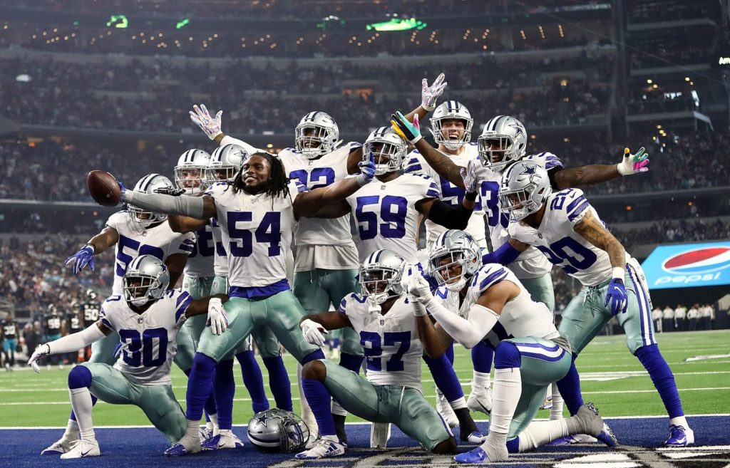 The Dallas Cowboys defense must fix their problems...