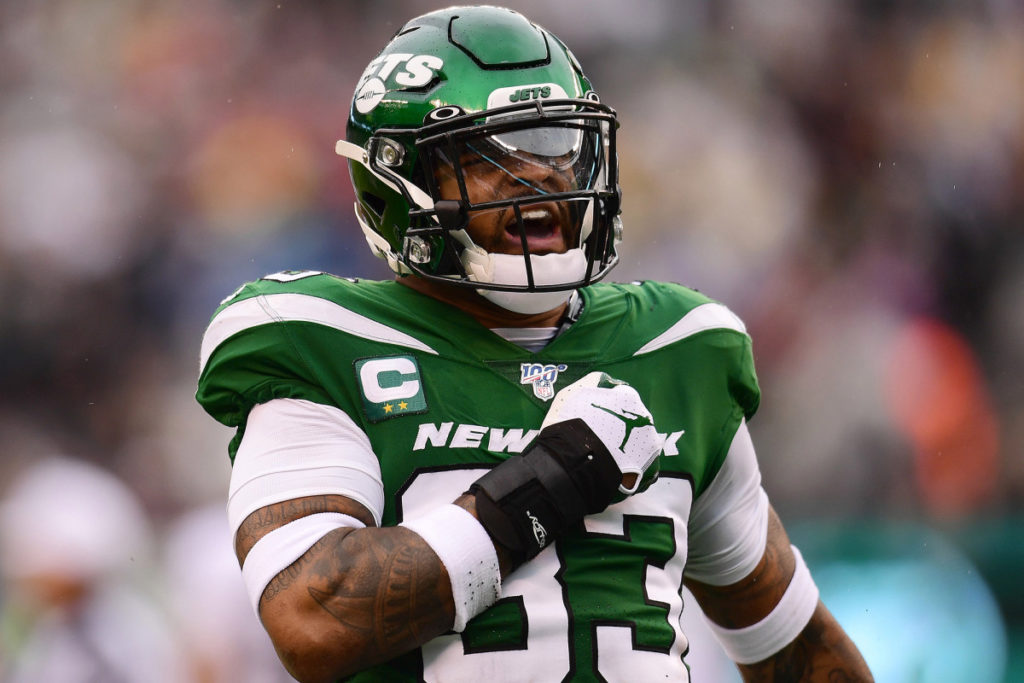 Jamal Adams gets into Twitter feud with Derek...