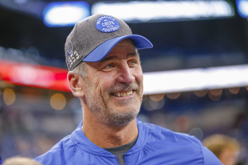 Frank Reich has completely owned Bill O'Brien in...