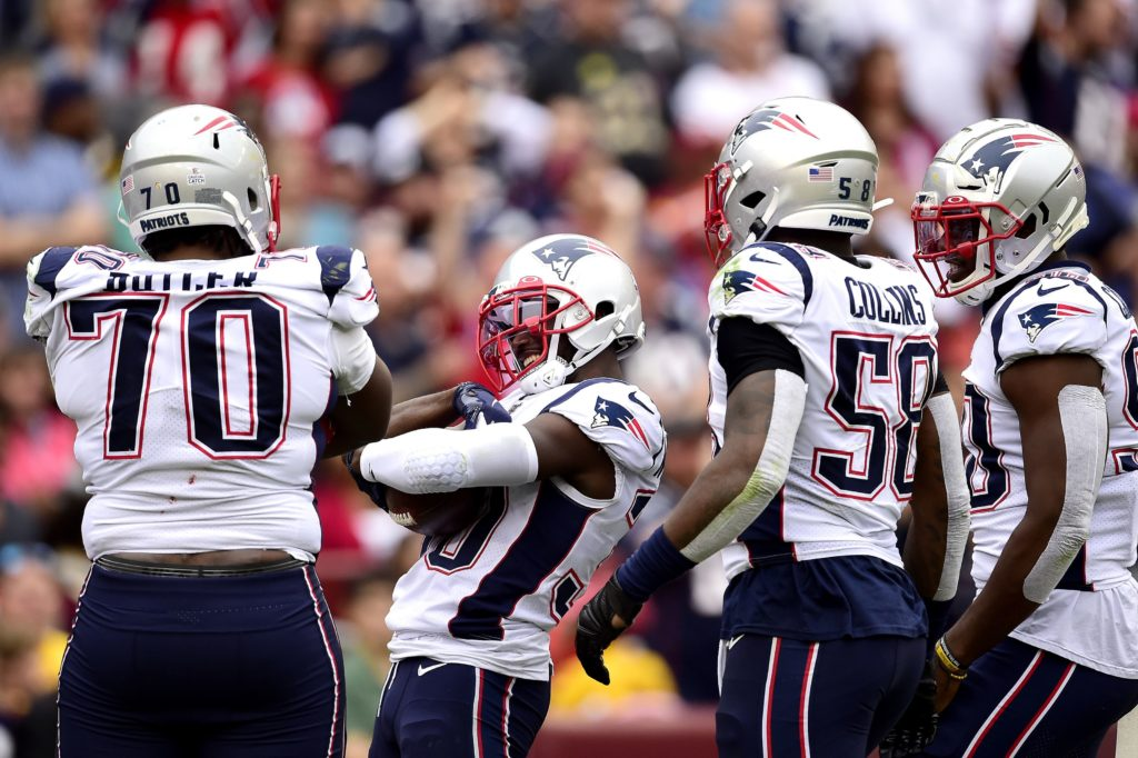 Patriots' long list of players set to be free...