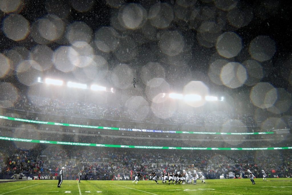Dallas Cowboys will need to run the ball in stormy...