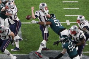 Video: Eagles Look to Take Down Brady and the...