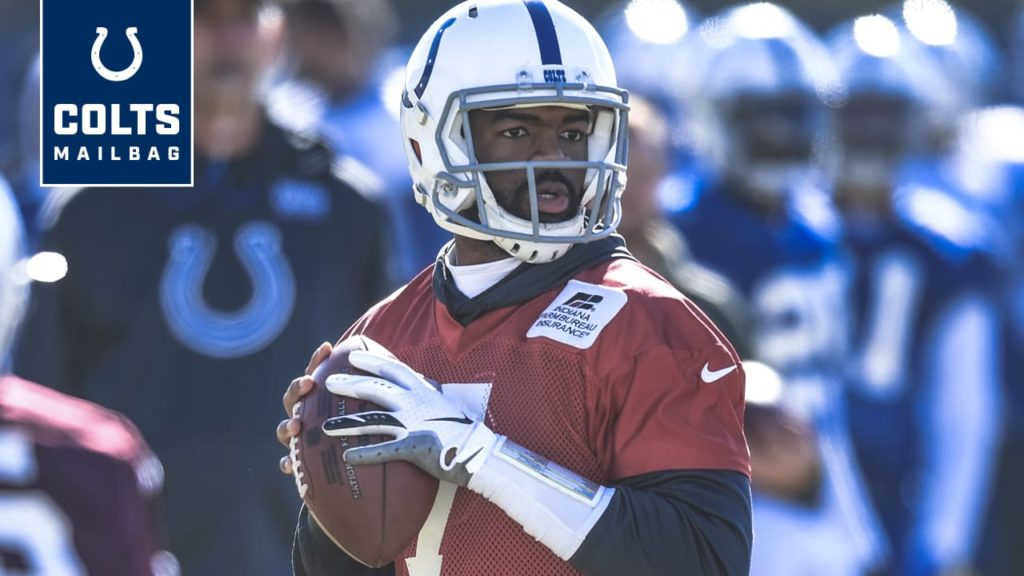 Questions on Jacoby Brissett's return to the...