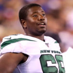 Kelvin Beachum's return behind Jets offensive line...