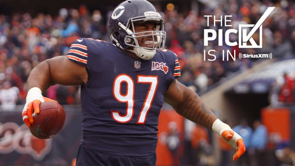 The Pick Is In: Bears at Lions
