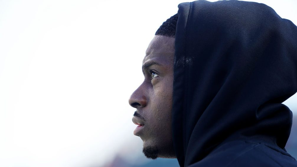 A.J. Green wants a long-term deal with the Bengals...