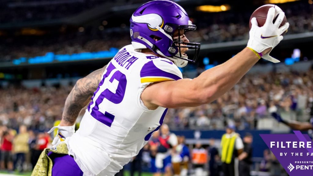 Which Vikings Play Was Your Favorite Against...