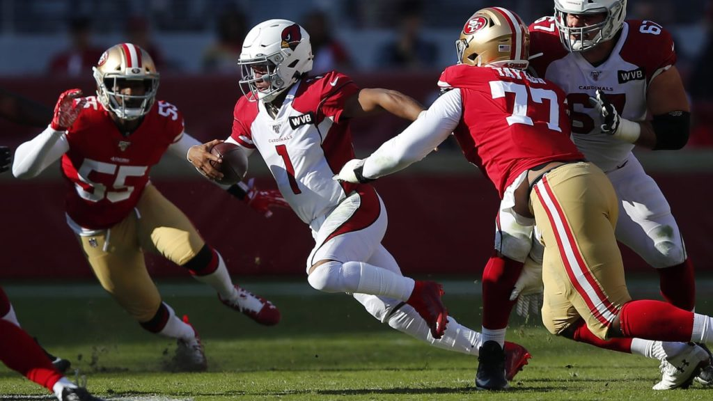 Cardinals Come Up Short Against 49ers Once Again