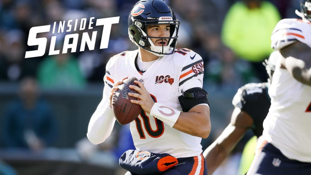 Mitchell Trubisky opens up about offensive woes