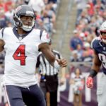 Patriots' plan against Deshaun Watson: Keep him in...