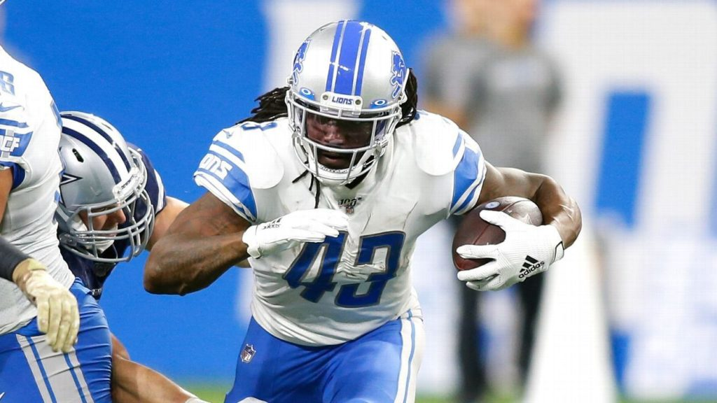Fantasy fallout: Bo Scarbrough and other 'Where...