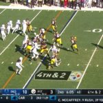 Film Room: Steelers Shovel Pass Is Not Catching...