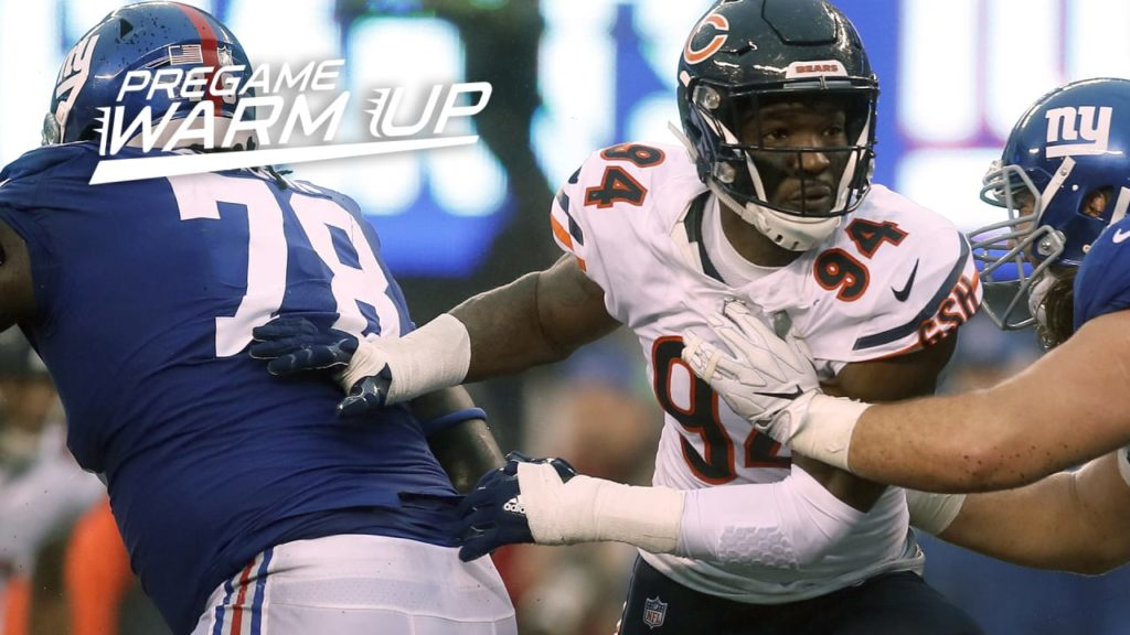 4 things to watch in Bears-Giants game
