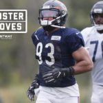 Bears promote Vaughters to active roster