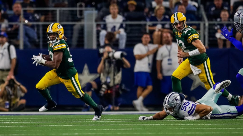 Packers want to 'get back to us' on offense
