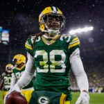 Tramon Williams nominated for 2019 Art Rooney...