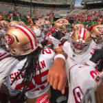 San Francisco 49ers vs. Baltimore Ravens Week 13...