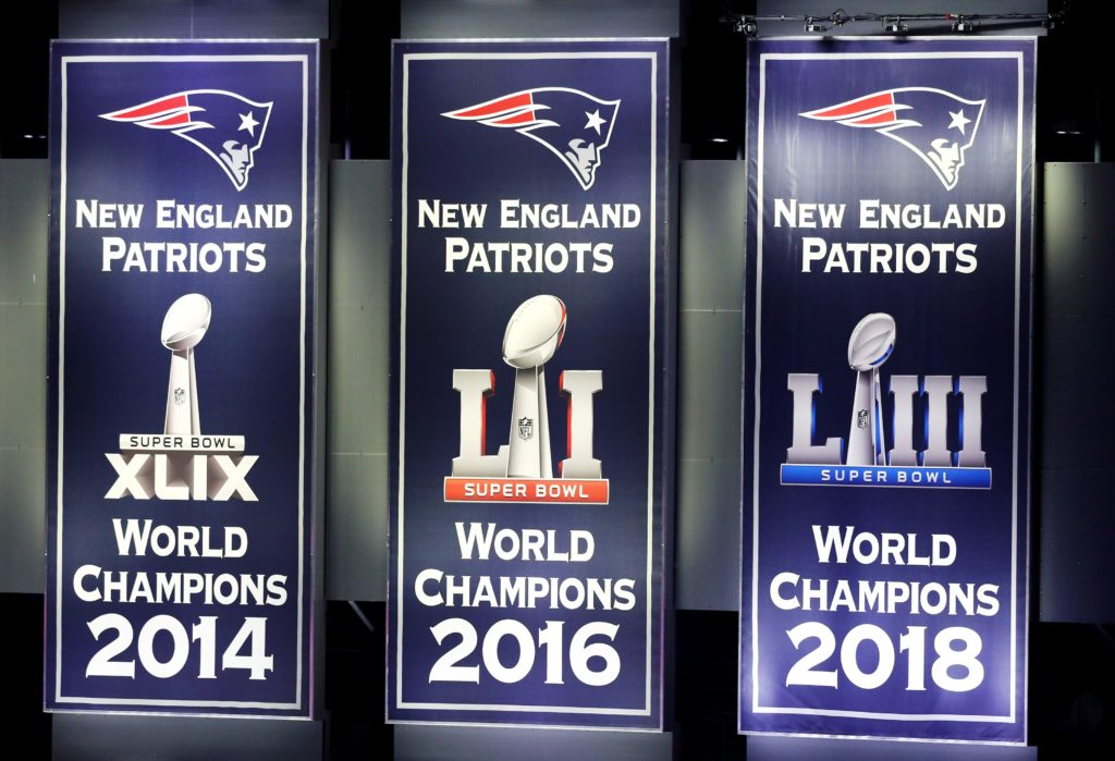 The 10 best Patriots games of the 2010s decade:...