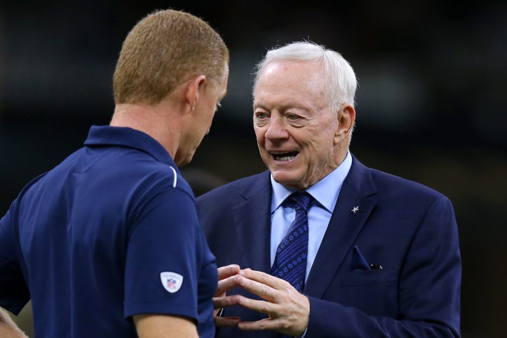 Dallas Cowboys: Is this the end of the 'Yes Man'...