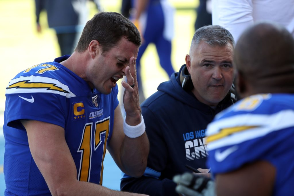 Philip Rivers deserved so much better with the...