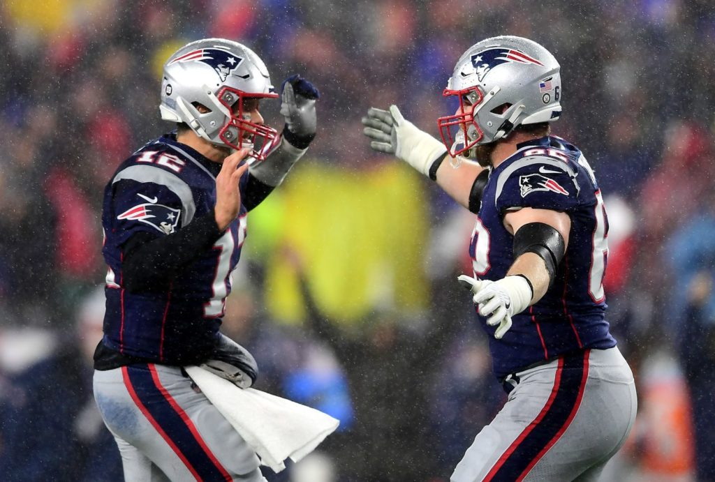 3 offensive MVPs for the Patriots after...