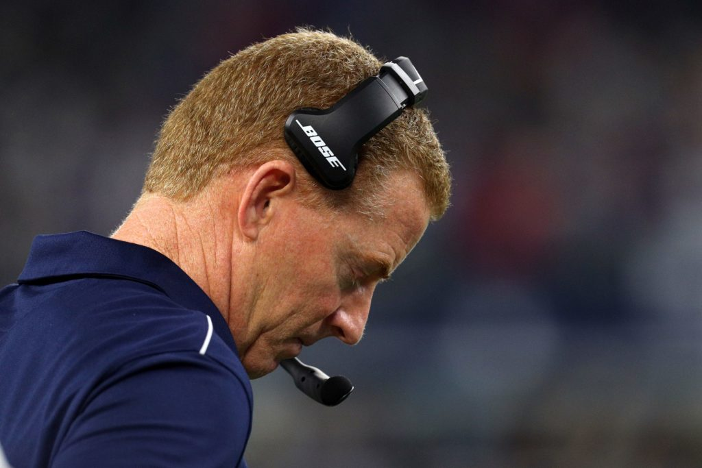 The Dallas Cowboys absolutely positively no-win...