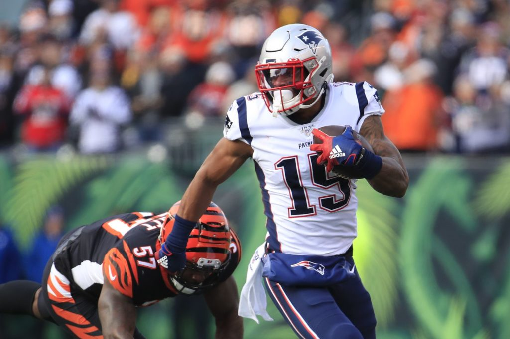 Patriots get back on track with win over Bengals