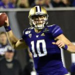 Washington quarterback Jacob Eason to enter 2020...