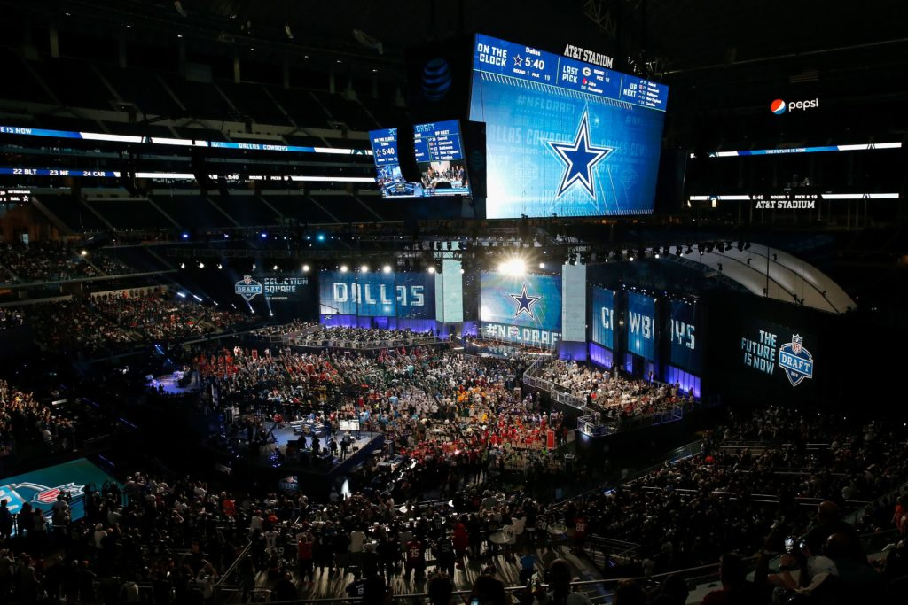 Dallas Cowboys 2020 NFL Draft: Potential positions...