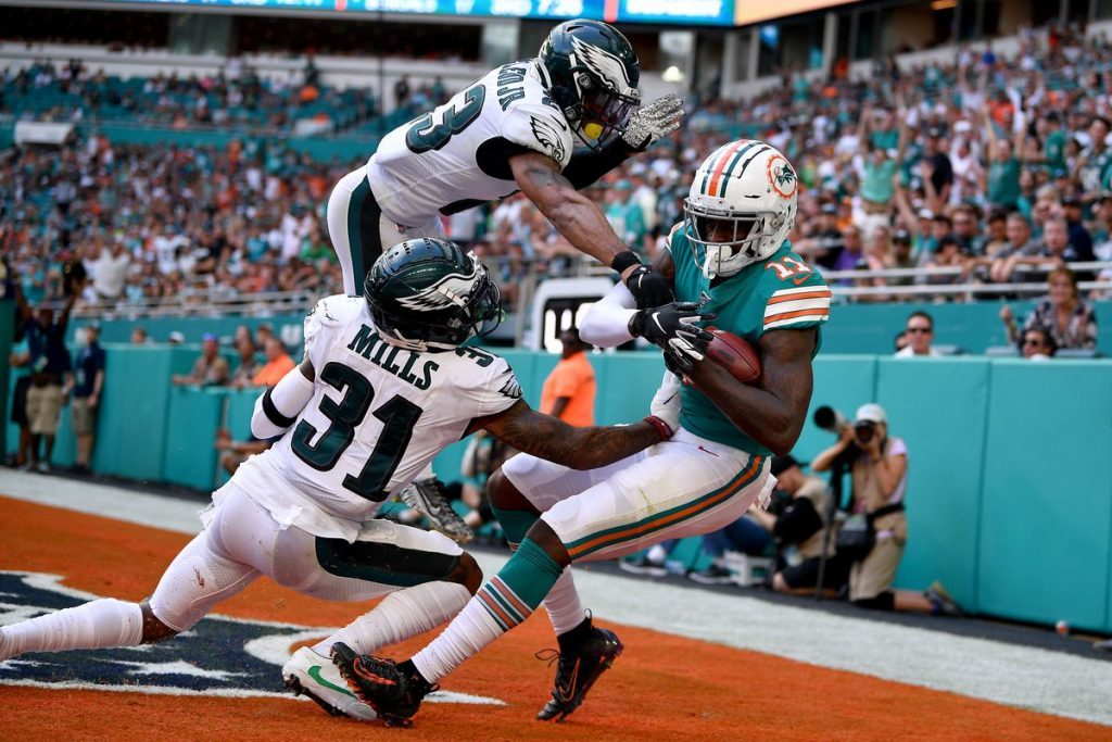 Eagles Blow Two TD Lead, Fall in Awful Loss to the...
