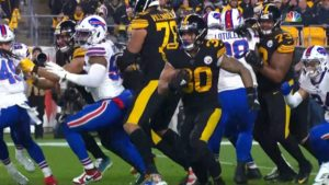 James Conner On Light Running Game: 'If I Was...