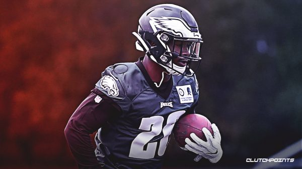 Eagles to Stay with the 'Hot Hand' at Running Back...