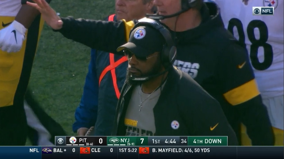 Tomlin 'Not Assigning Blame' In Loss