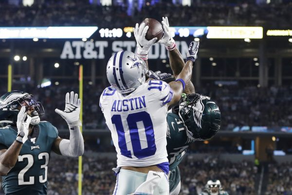 Video: Eagles Look to Take Down the Cowboys in...