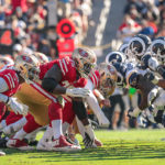 San Francisco 49ers vs. Los Angeles Rams Week 16...