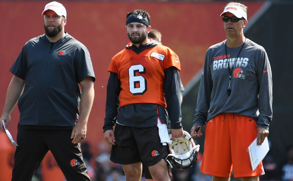 """Todd Monken has no doubt Browns have """"right guy""""..."""