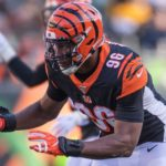 Carlos Dunlap is the AFC defensive player of the...
