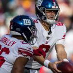 Daniel Jones, Saquon Barkley nominated for FedEx...