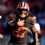 Kareem Hunt would love to finish his career in his...