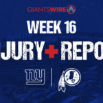 New York Giants' Daniel Jones to start, Rhett...
