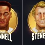 Jan Stenerud, Emlen Tunnel named to 'NFL 100...